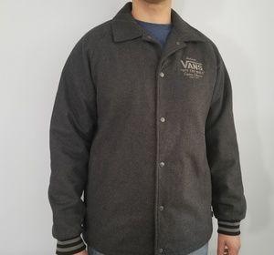 Van's Torrey Varsity jacket